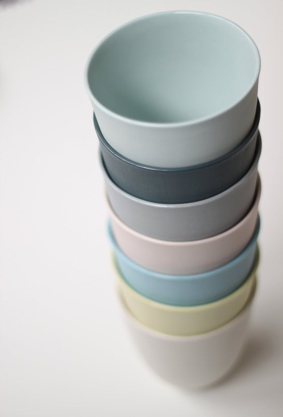 Espresso Porzellan Gletscher-Farbe von urbancartel auf Etsy - ausgefallene geschirr und bucherschrank designs