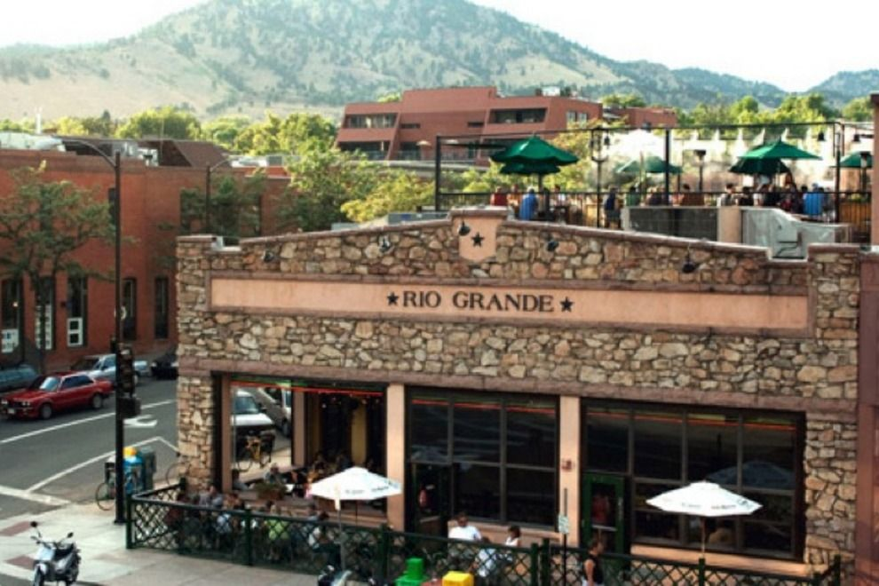 Rio Grande Restaurant On Walnut And 11th Use To Be Tico S Mexican With The Best