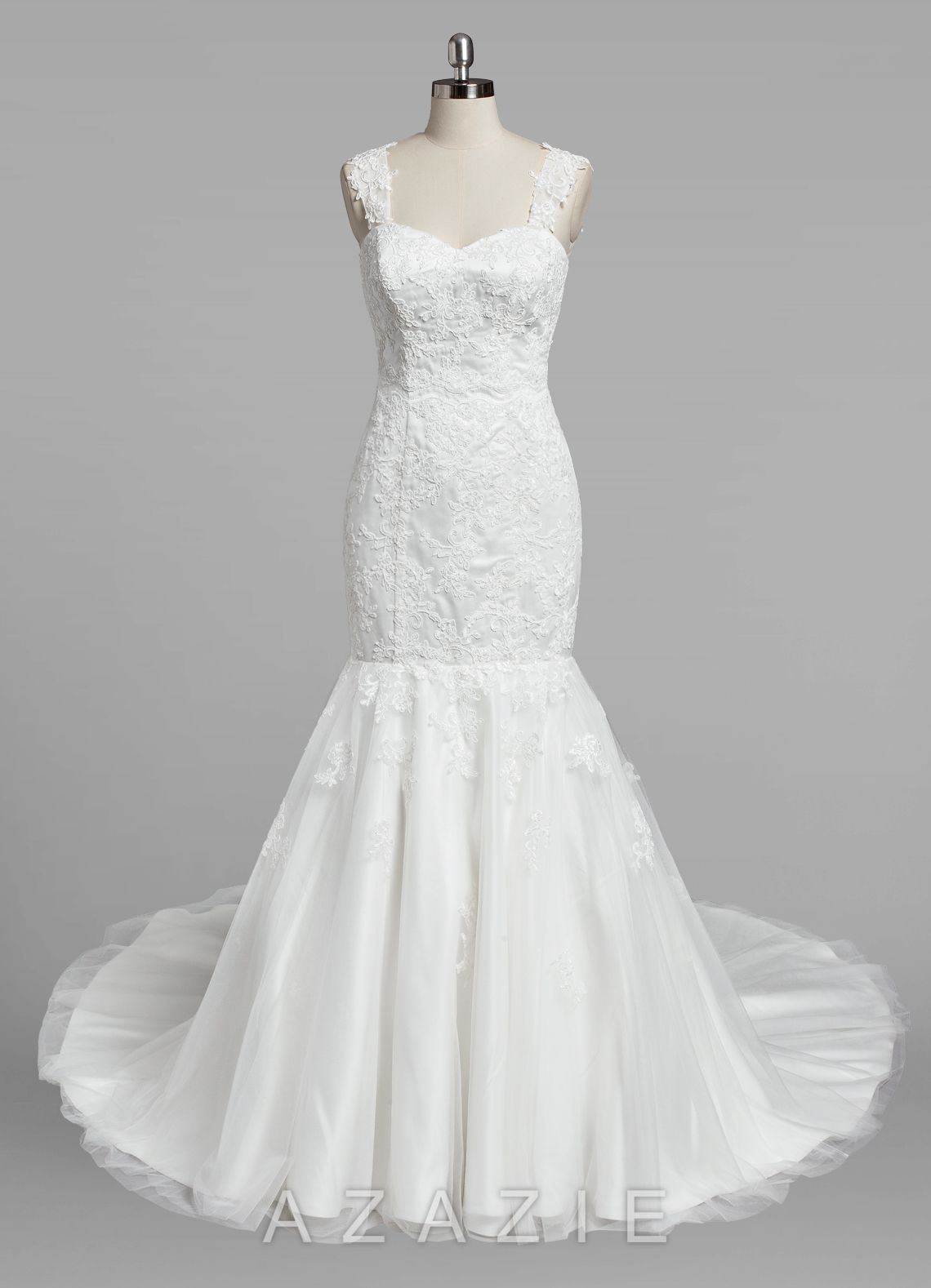 Wynn bg wedding dress bridal gowns chapel train and perfect wedding
