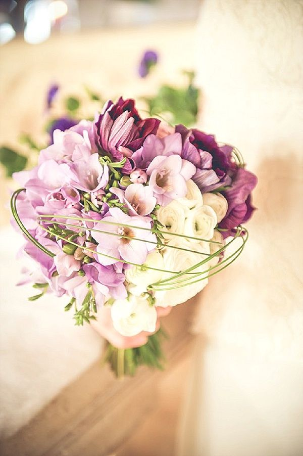 Rock the Frock French Wedding Shoot | Bridal bouquets, French ...