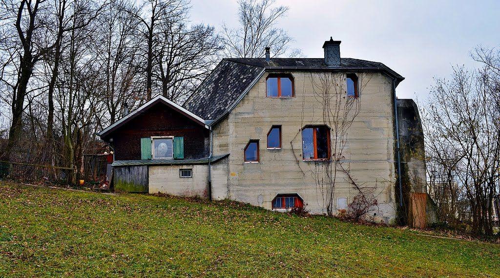 Rudolf Steiner Architektur haus moser am ruechti weg erbaut 1926 architektur otto moser
