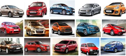 LATEST CARS IN INDIA