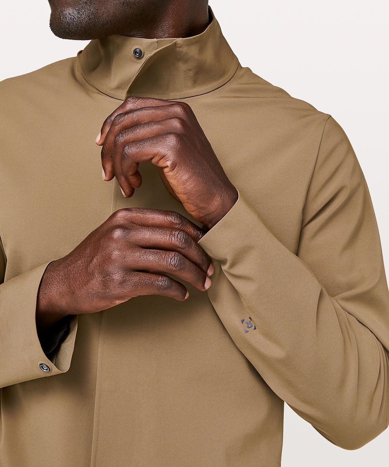 Drivers Coat Online Only Men S Jackets Hoodies Lululemon Mens Jackets Mens Coats Men [ 1536 x 1280 Pixel ]