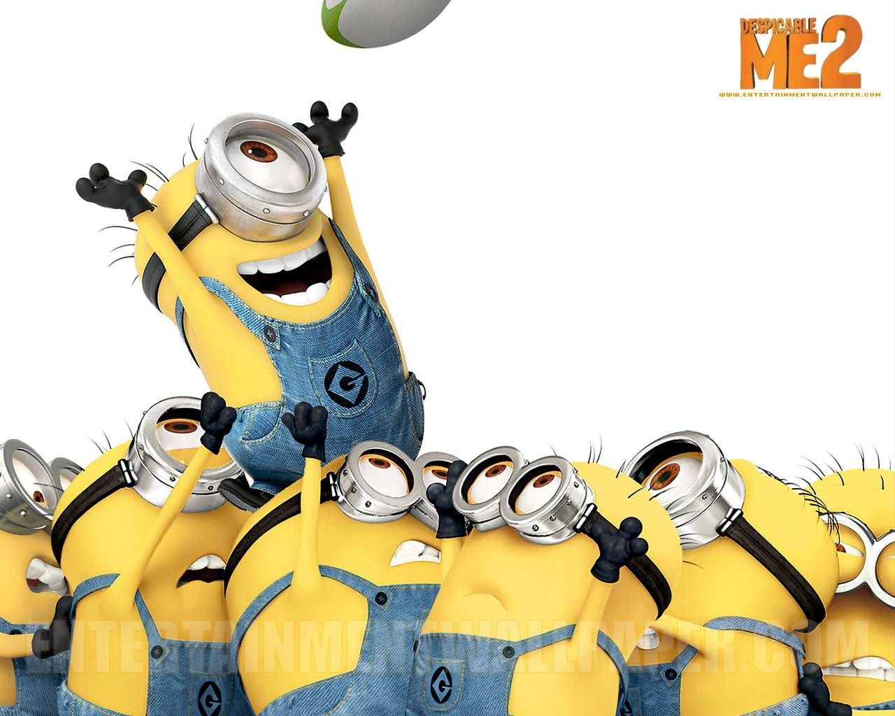 Minions Wallpaper For Android Page 12801024 Minions Wallpaper For