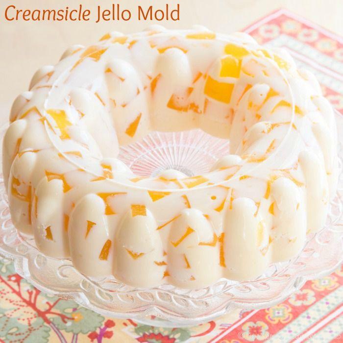 Cake recipe for molds