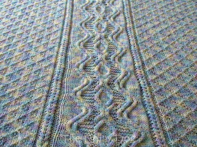 Ravelry: Hugs and Kisses Cables pattern by The Chilly Dog