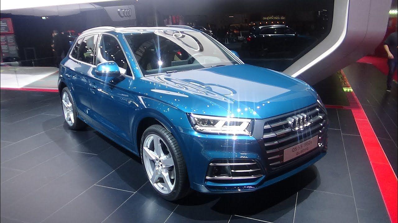 2020 Audi Q5 Tfsi E Geneva Motor Show Geneva Motor Show Audi Q5 Audi