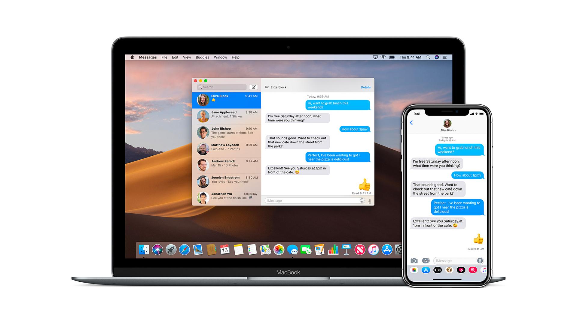 8068e566dab39a512e4dabdecba28138 - How To Get The Messages App On Your Mac
