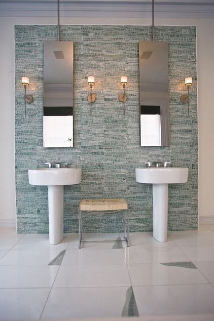 Dream Tile Sensational Style Modern Bathroom Modern Bathroom Tile Artistic Tile Bathroom