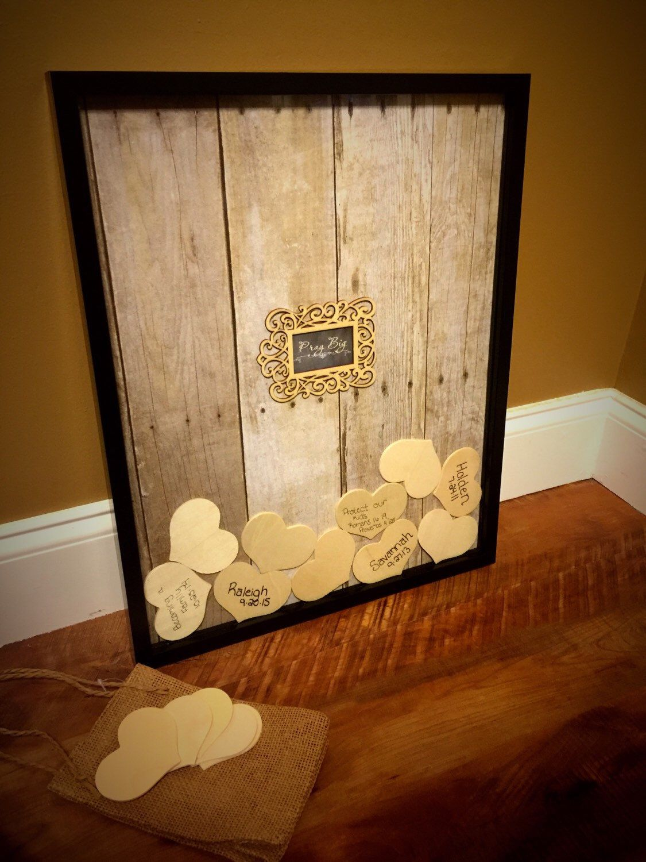 Answered prayers frame prayer journal pray big wall art home