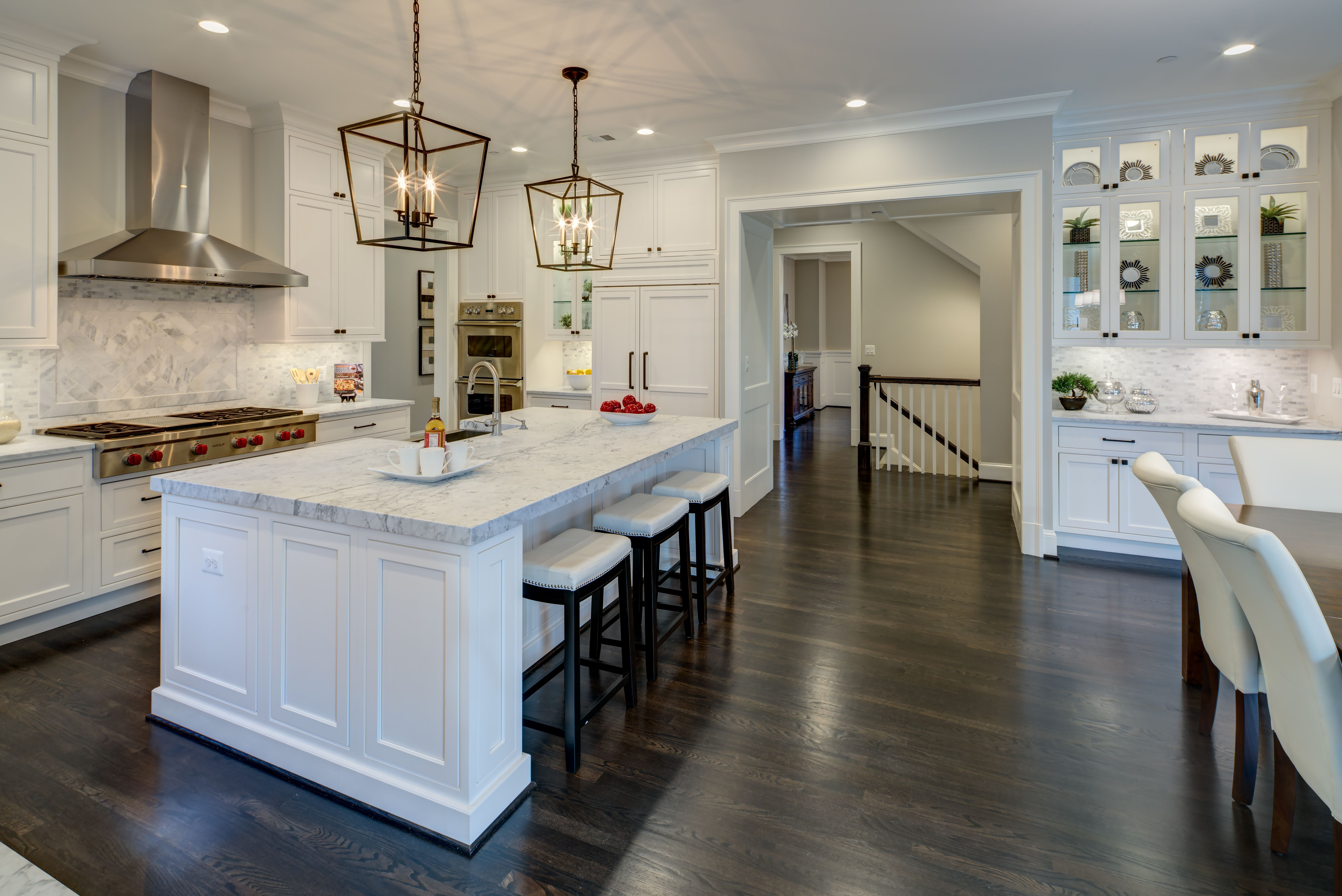 GOLD AWARD Speculative Transitional Home Laurence Cafritz Builders Architect Studio Z Design Concepts LLC
