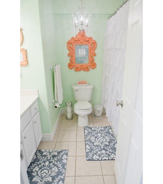 Mint Bathroom! - Home and Garden Design Ideas | Beautiful Bathrooms ...