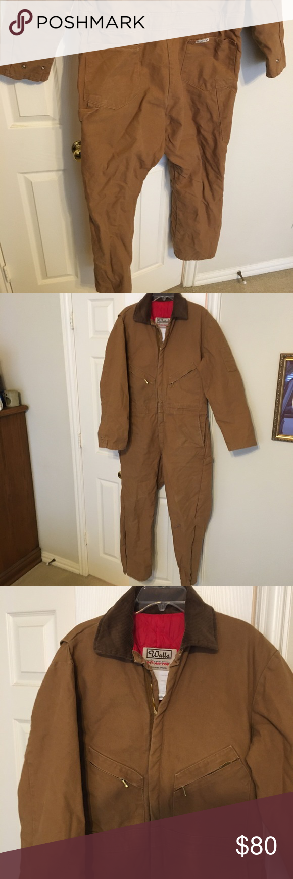 walls blizzard pruf insulated coveralls insulated on walls coveralls id=47689