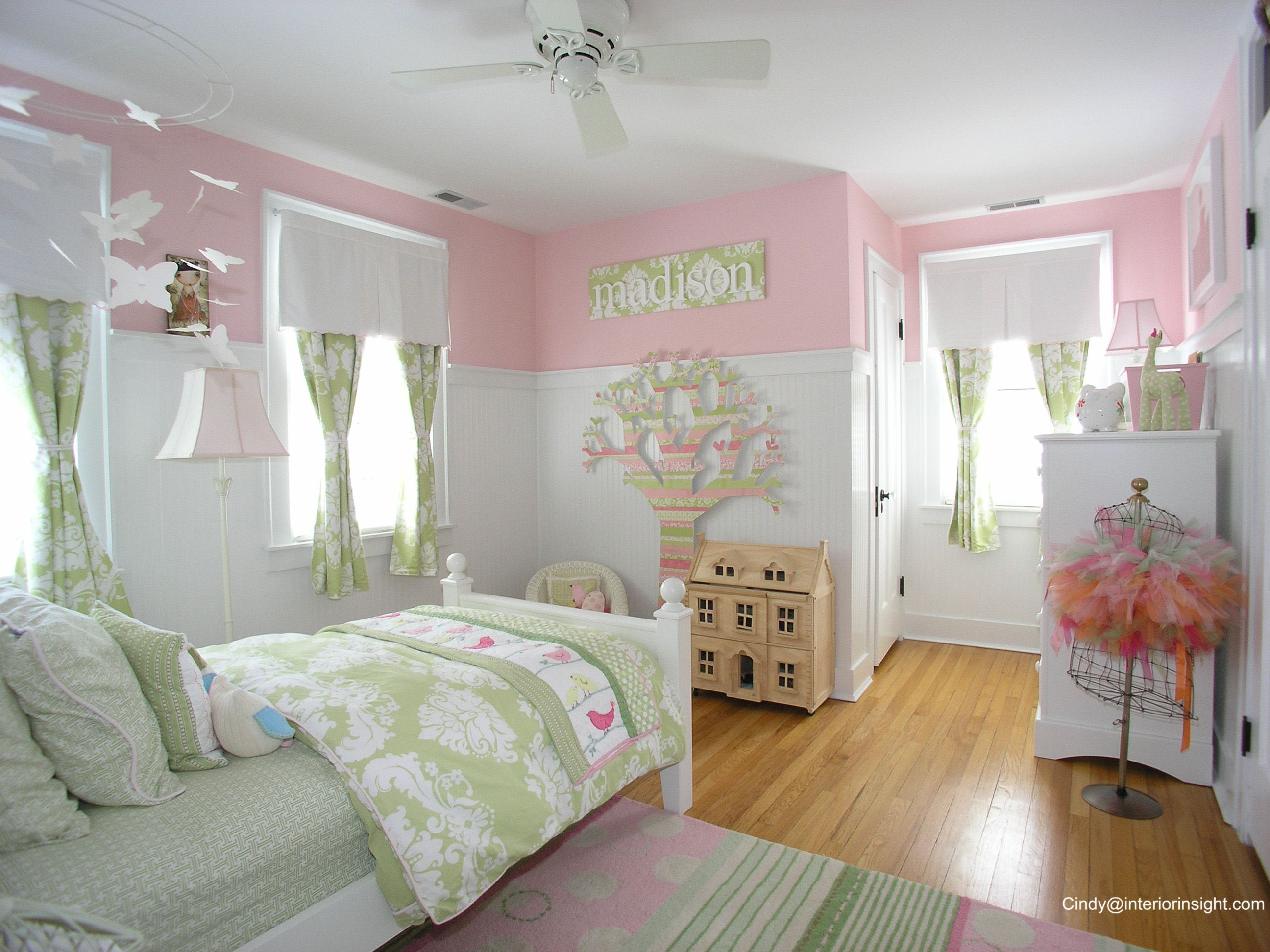 omg this was the cutest room i photographed this week pink and white girls bedroom with. Black Bedroom Furniture Sets. Home Design Ideas