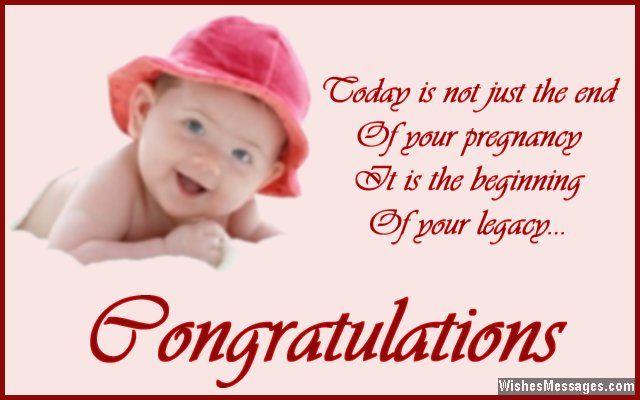 Congratulations For New Baby Newborn Baby Wishes New Baby Wishes Wishes For Baby New Baby Quotes