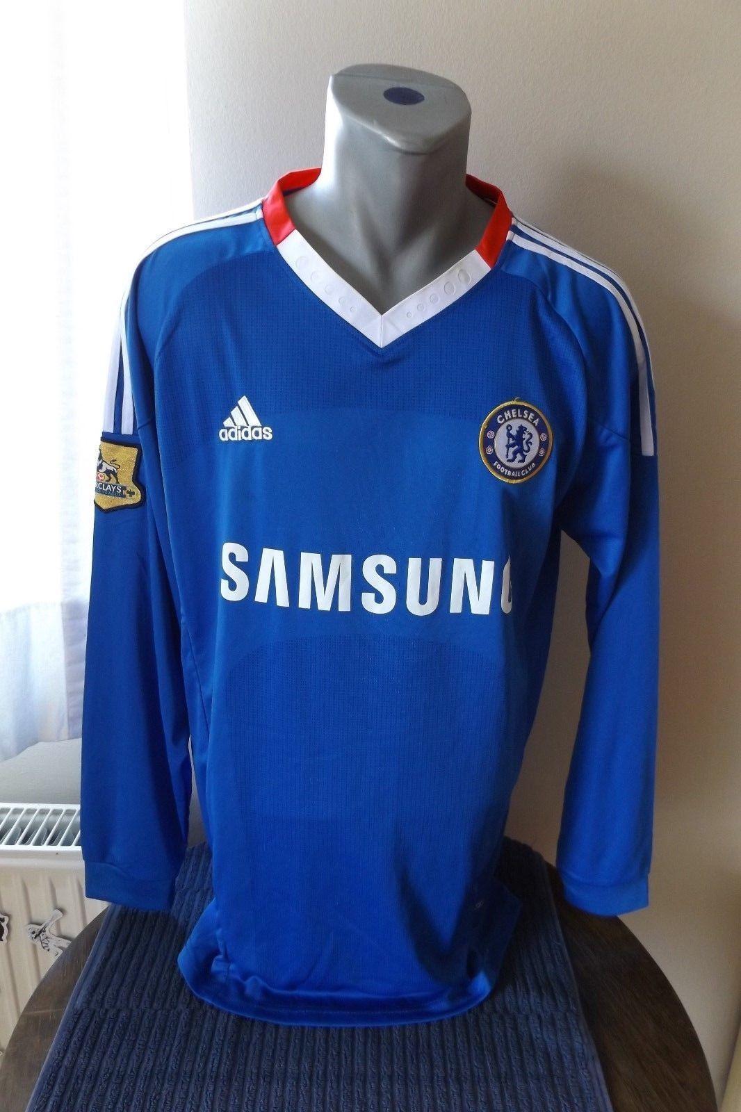 3822e2c58 My eBay Active Chelsea Football Shirt