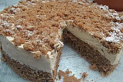 Photo of Cappuccino – Crumble Cake by Marnicis | Chef