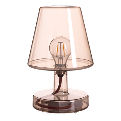 Transloetje Brown Tafellamp Lampen Led Lamp