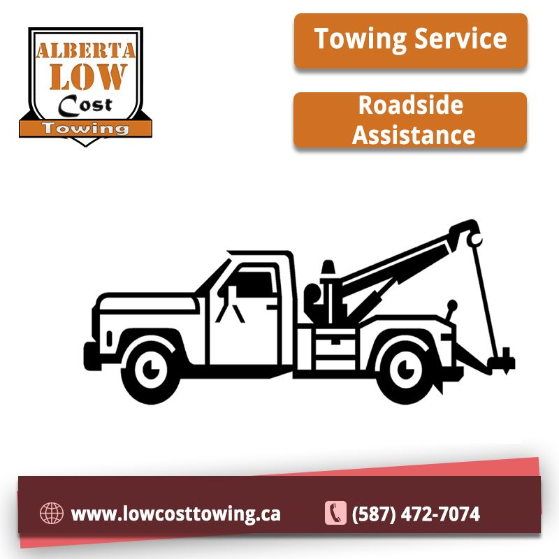 Heavy Duty Towing Service over Calgary Towing service
