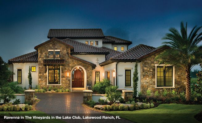 Luxury Custom Homes And Inspiring Images From Model Homes See Galleries With The Latest Trends House Designs Exterior Exterior Design Transitional House