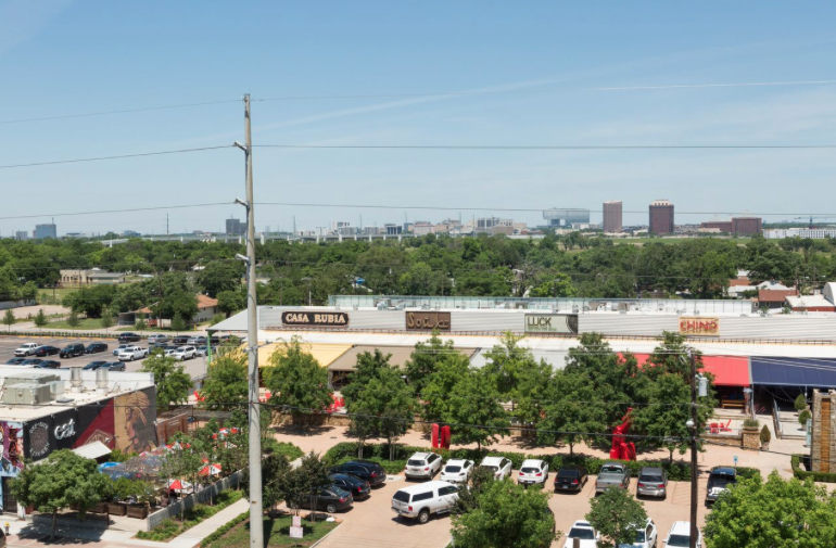Trinitygroves West Dallas Birds Eye View Restaurant Bar Birds Eye View Dolores Park Groves