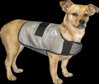 Hyperkewl Evaporative Cooling Dog Coat Dog Cooling Vest