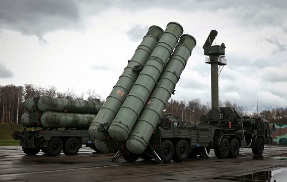 "The CELESTIAL Convergence: WAR DRUMS: The S-400 Game-Changer - Russia Declares That ""Syria Will Be Armed With Weapons That Have Never Been S..."