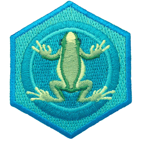 Biologist Skill Patch: https://diy.org/market/patches/140325443/biologist