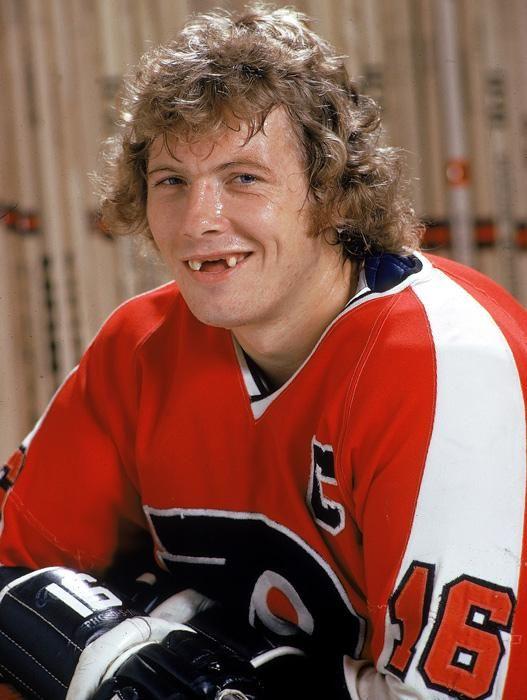 Tbt Hockey Players Missing Some Teeth Hockey Hair Hockey Players Philadelphia Flyers