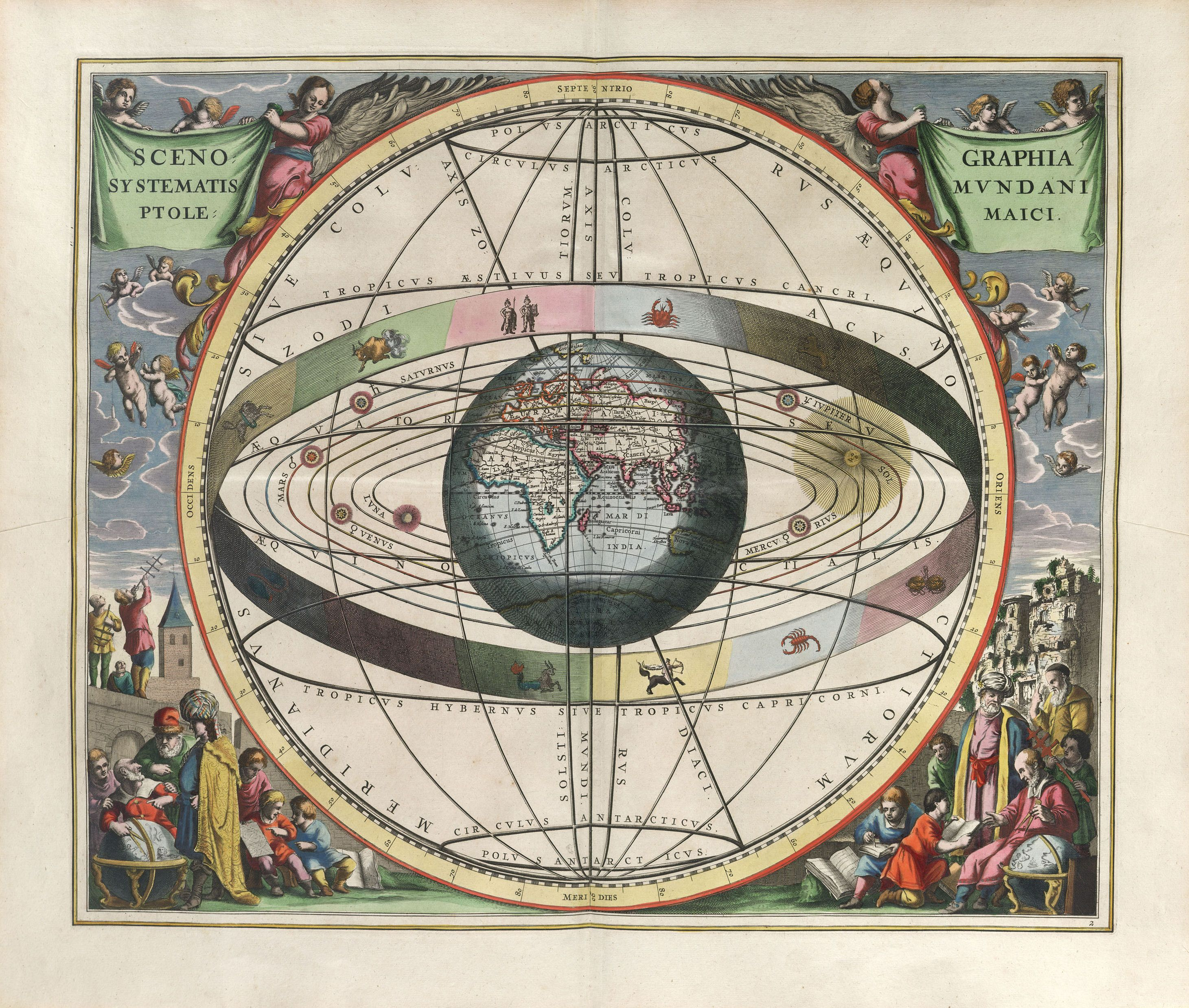 The Harmonia Macrocosmica of Andreas Cellarius