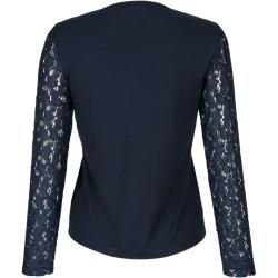 Ladies Long Sleeve Shirts & Ladies Long Sleeve Shirts -  Shirt, Alba Moda Alba ModaAlba Moda  - #amp...