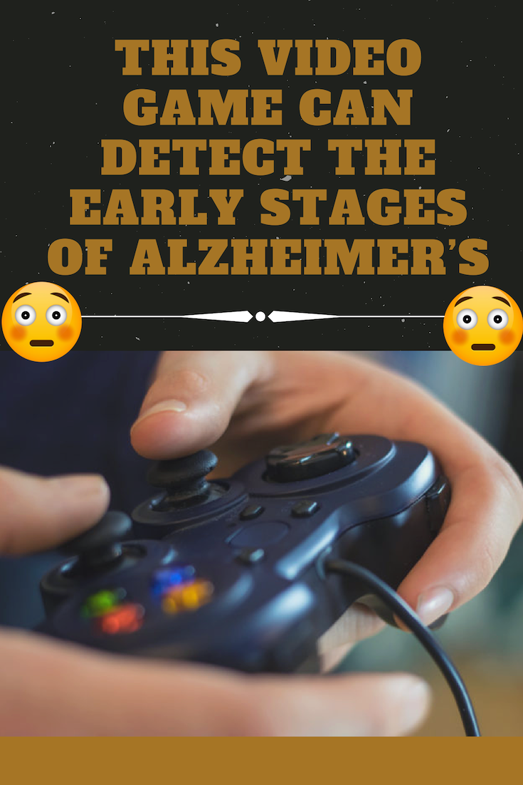 This Video Game Can Detect The Early Stages Of Alzheimer's