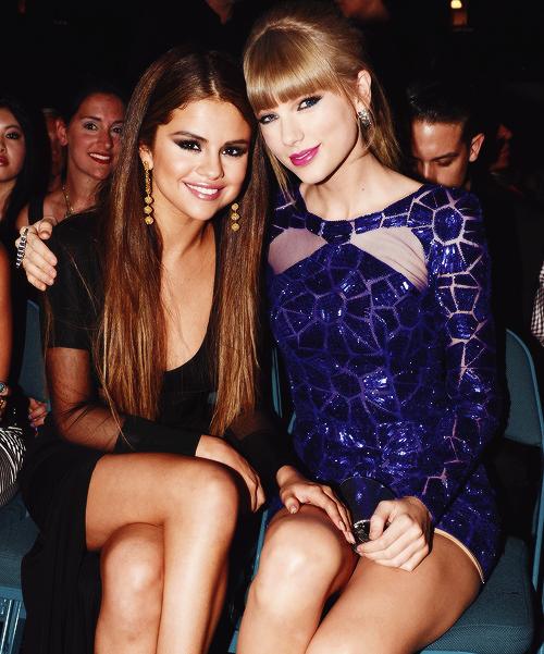 Selena & Taylor #bestfriends