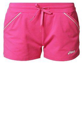 KNIT SHORT - Shorts - magenta