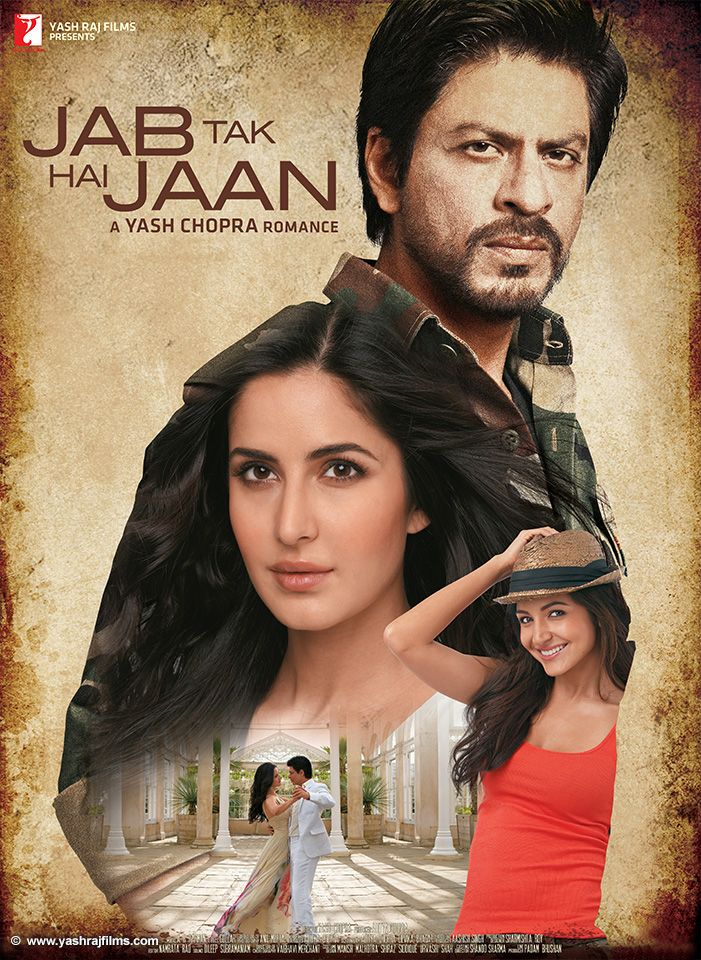 Jab Tak Hain Jaan Full Movie Mp4 3gp Free Download