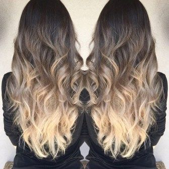 35++ Ombre dark brown to blonde inspirations
