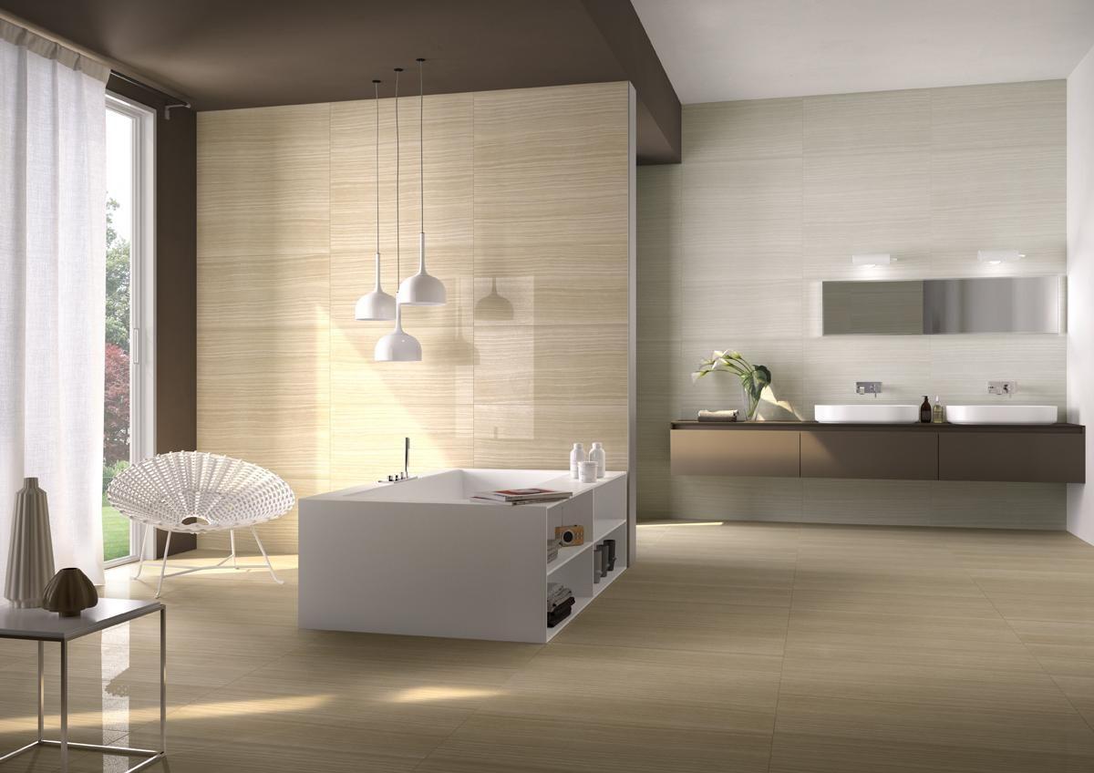 PIASTRELLE VEIN, bagno moderno ceramica gres porcellanato a tutto spessore [AM VEIN A1]  Saloni ...