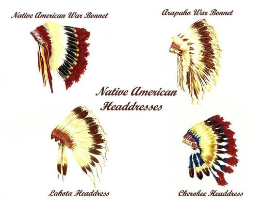 Of the different peoples throughout the world, the Native American Indians are known for their unique feathered headdress. But did you know that not all Native American tribes wore the same kind of headdress? http://bit.ly/10Cvuwb
