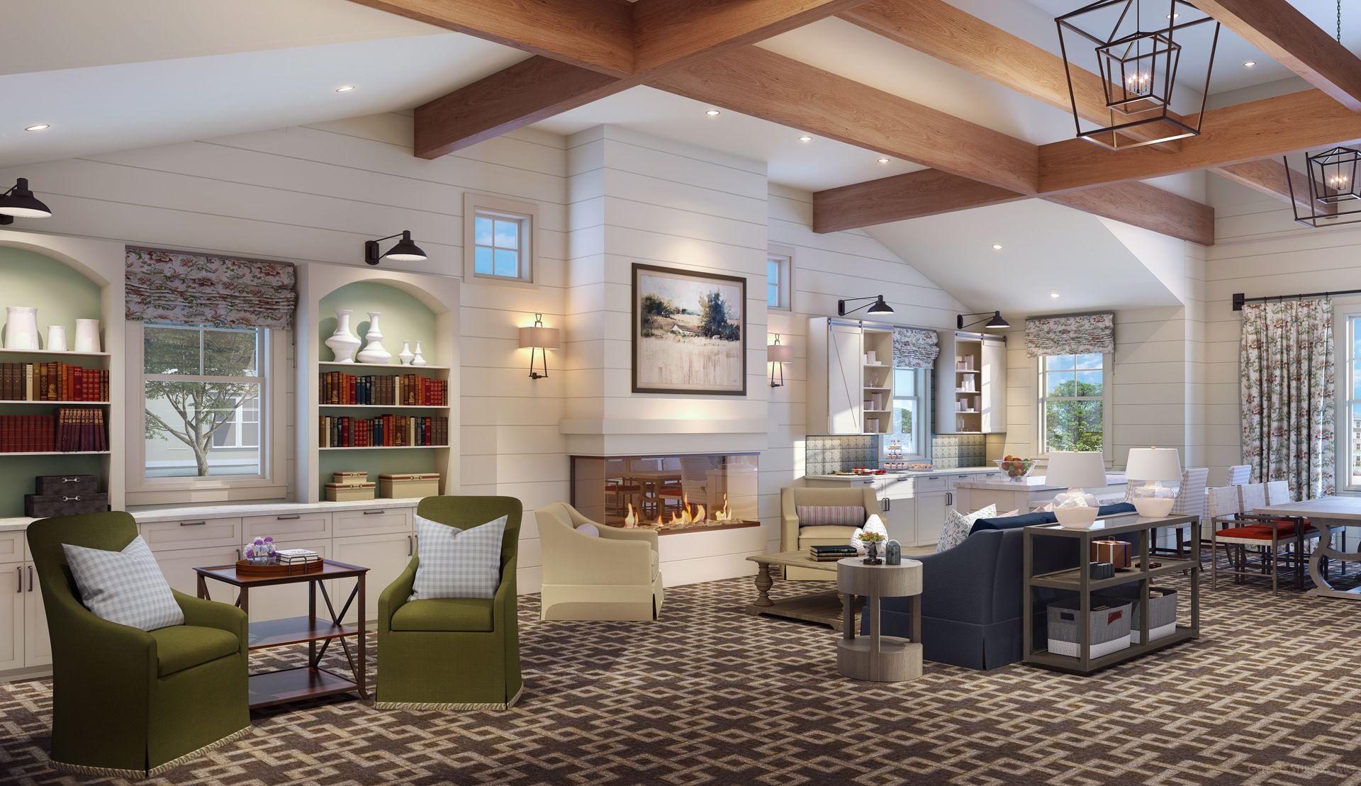 3d Architectural Rendering Interior Rendering Beautiful Dining Rooms 3d Architectural Rendering