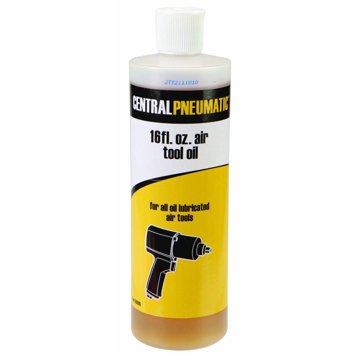 16 oz. Air Tool Oil Air tools, Tools, Harbor freight tools