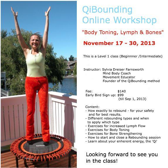 Rebounding | Rebounding, How to relieve stress, Body coach