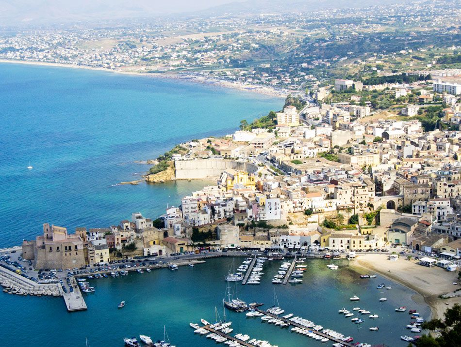 Castellammare del Golfo - Trapani, Sicilia, Italy  |  45 Reasons why Italy is One of the most Visited Countries in the World
