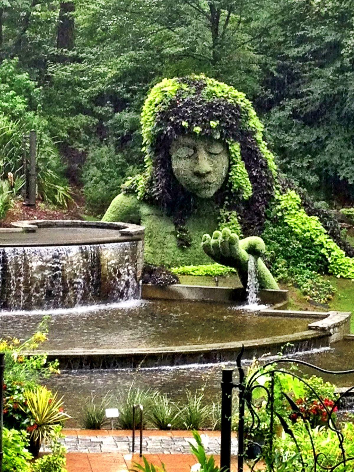 A448f1636dd39a2fe0d7c0f10c160c69.jpg 1,200×1,600 Pixels | Grow ... Lebendige Skulpturen Im Garten Atlanta