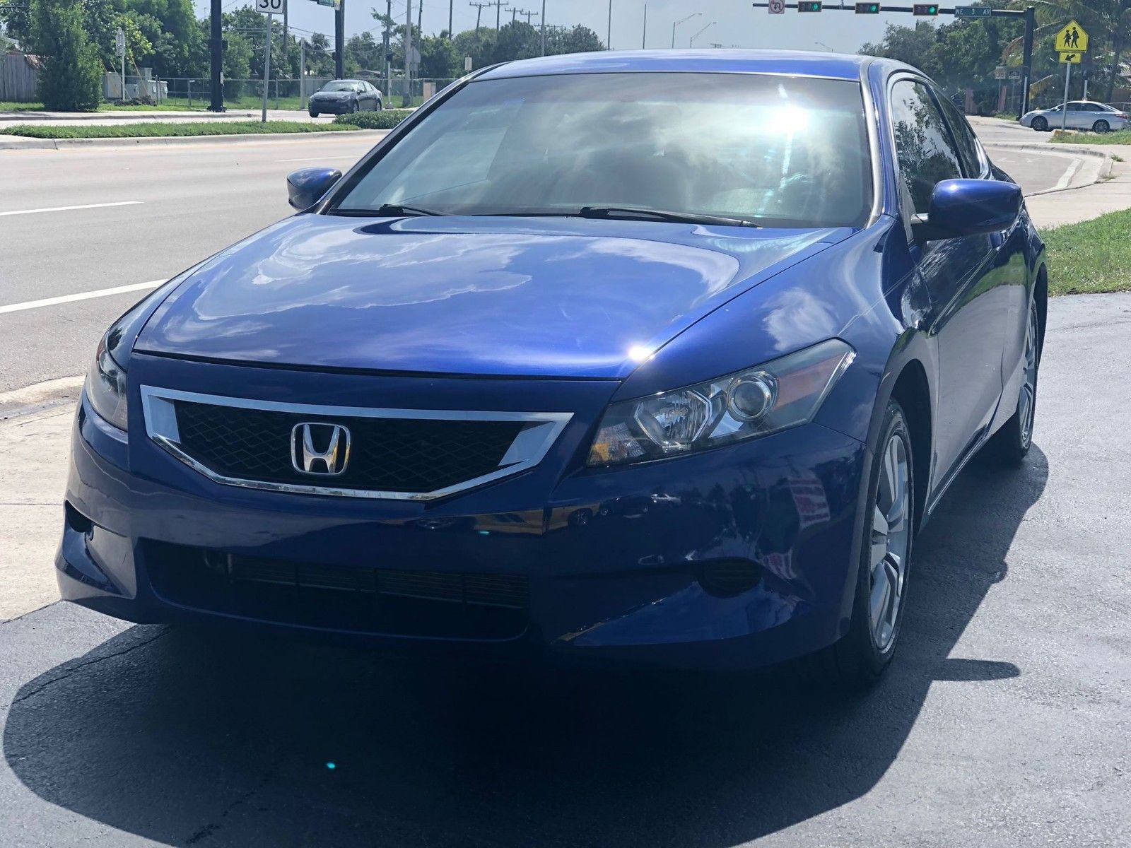 Awesome 2009 Honda Accord 2009 Honda Accord LX S 2dr Coupe 2.4L I4 Cold AC  Drives Great *FLORIDA* L@@K 2018