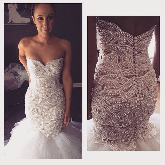 The Diy Wedding Idei De Nunta Handmade Si Flori Sleeve Dressesmermaid Dresseswedding Dresssesunique