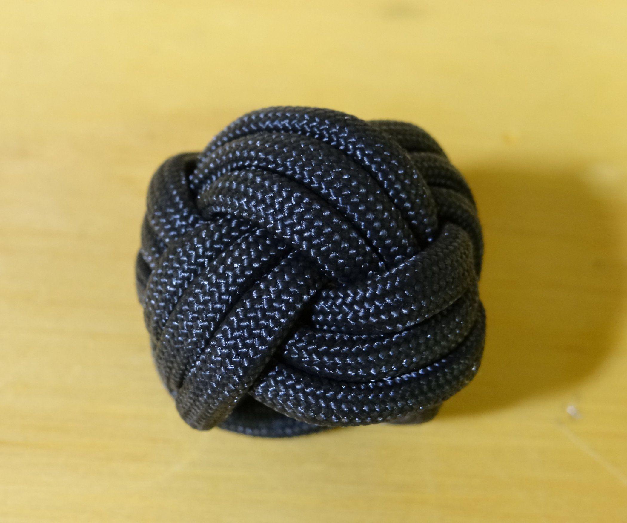 Turks Head Knot Scout Knots Wood Badge Turks Knot