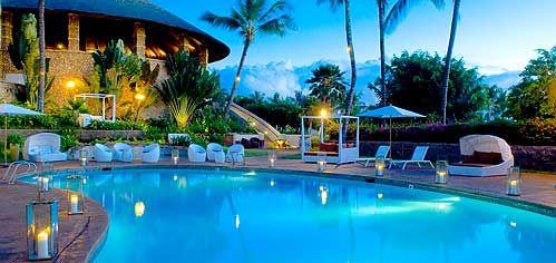Hotel Wailea Maui Luxury Spa In Hawaii Usa Slh