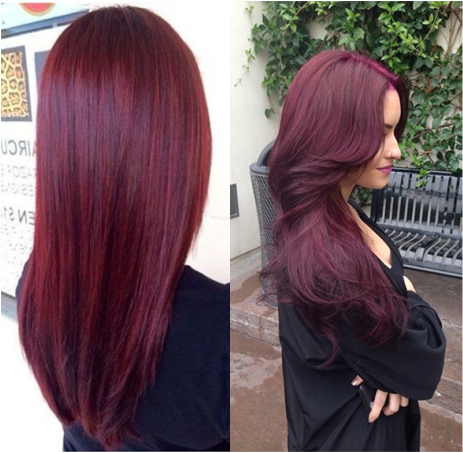 Hair Color Ideas to Ring in the New Year
