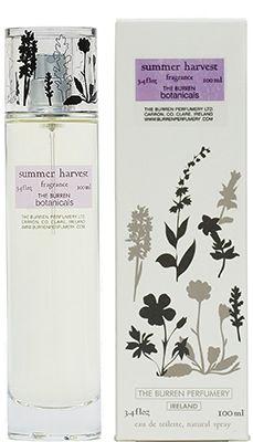 Summer Harvest Eau de Toilette by Burren Perfumery