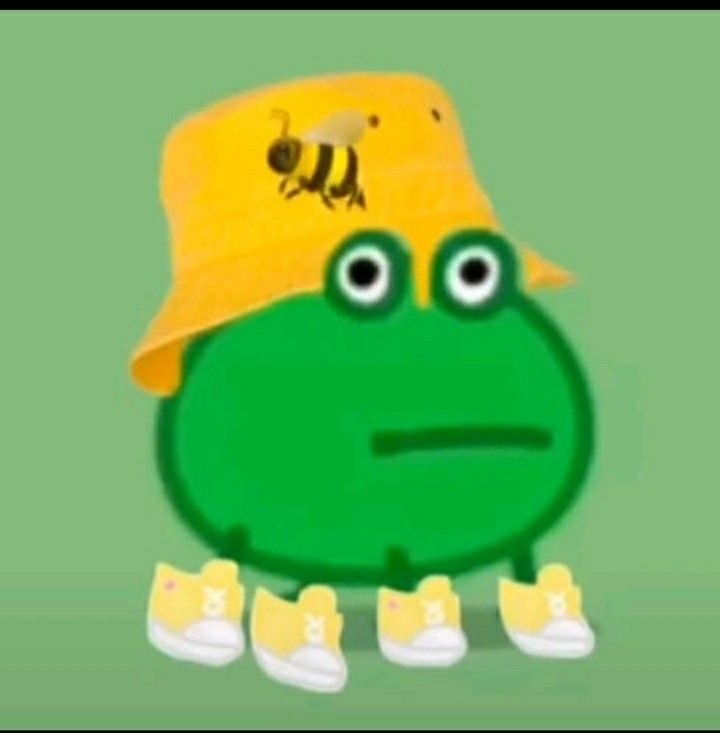 Bee Frog Idk Frog Pictures Amazing Frog Cute Memes